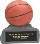 Basketball - Colored Resin Trophy Colored Resin Trophy Awards