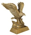 Eagle Resin Figures Eagle Resin Trophy Awards