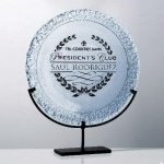De Soto Plate Executive Gift Awards