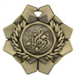 Imperial Music Medals Football Trophy Awards