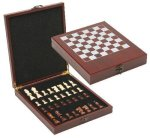 Rosewood Chess Set Game Gifts