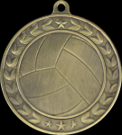 Illusion Volleyball Medals Illusion Medal Awards