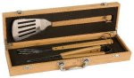 Bamboo BBQ Set Kitchen Gifts