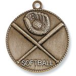Softball Medal M90/M91 Series Medal Awards