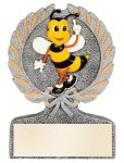 Spelling Bee Multi Color Sport Resin Figure Multi Color Sport Resin Trophy Awards