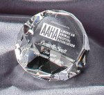 Crystal Paper Weight Paper Weight Crystal Awards