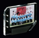 Corporate Acrylic Photo Frame Award Photo Gift Items