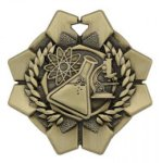 Imperial Science Medal Scholastic Trophy Awards