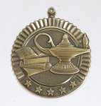 Star Knowledge Medals Scholastic Trophy Awards