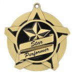Star Performer Super Star Medal Super Star Medal Awards